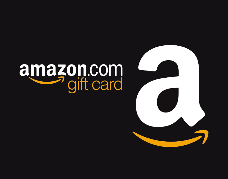 Amazon Gift Card, The Gamers Fate, thegamersfate.com