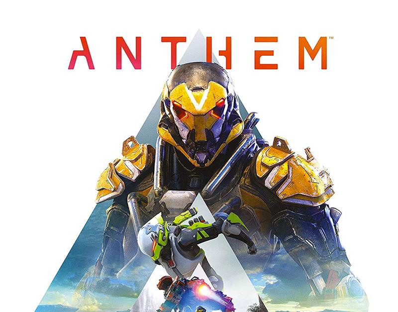 Anthem (Xbox One), The Gamers Fate, thegamersfate.com