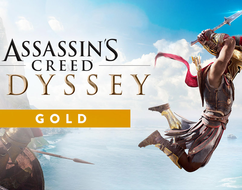 Assassin's Creed Odyssey - Gold Edition (Xbox One), The Gamers Fate, thegamersfate.com