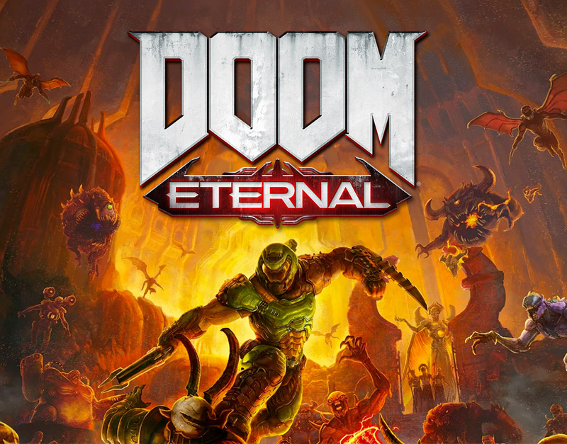 DOOM Eternal Standard Edition (Xbox One), The Gamers Fate, thegamersfate.com