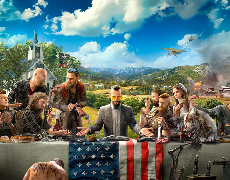 Far Cry 5 - Gold Edition (Xbox One), The Gamers Fate, thegamersfate.com