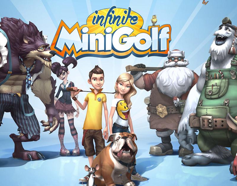 Infinite Minigolf (Xbox One), The Gamers Fate, thegamersfate.com
