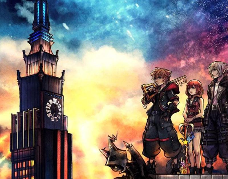Kingdom Hearts 3 (Xbox One), The Gamers Fate, thegamersfate.com
