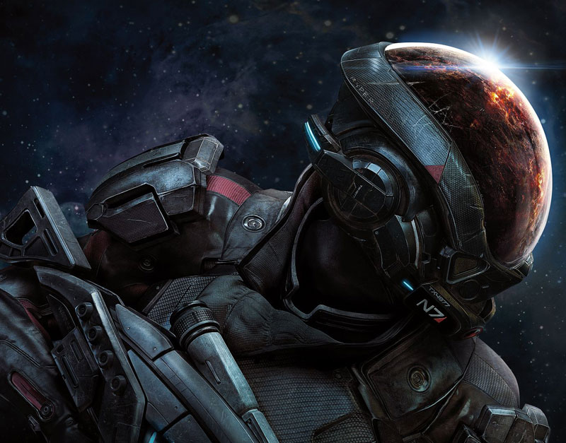 Mass Effect Andromeda - Standard Recruit Edition (Xbox One), The Gamers Fate, thegamersfate.com
