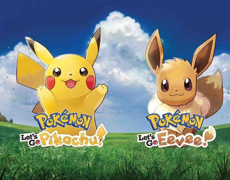 Pokemon Let's Go Eevee! (Nintendo), The Gamers Fate, thegamersfate.com