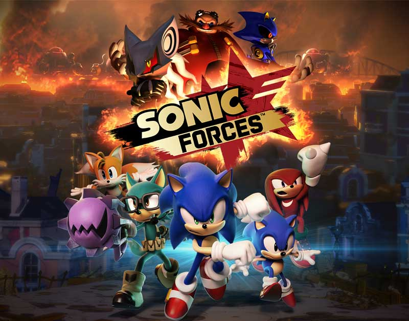SONIC FORCES™ Digital Standard Edition (Xbox Game EU), The Gamers Fate, thegamersfate.com