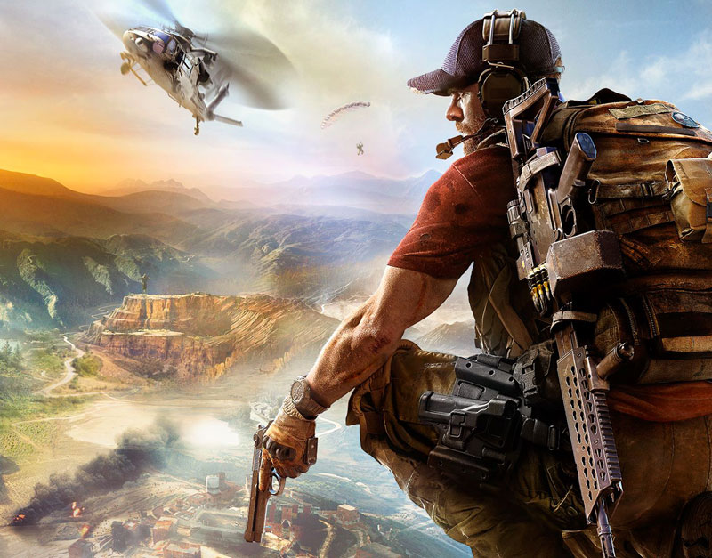 Tom Clancy's Ghost Recon Wildlands - Deluxe Edition (Xbox One), The Gamers Fate, thegamersfate.com