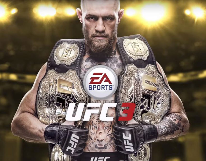 UFC 3 - Deluxe Edition (Xbox One), The Gamers Fate, thegamersfate.com